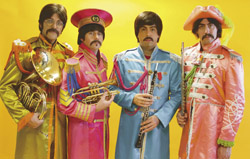 sgtpeppergroupyellow