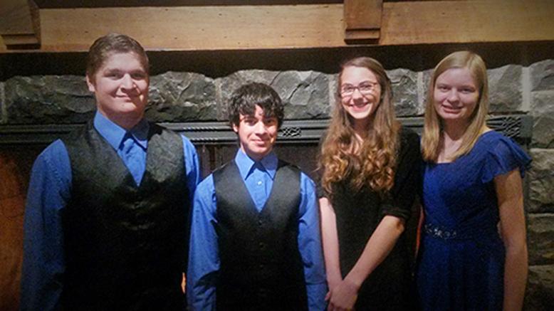SCP Quartet at OCF2