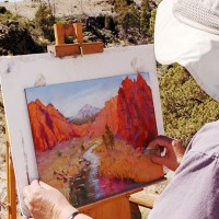 Plein Air Paint Out-resized