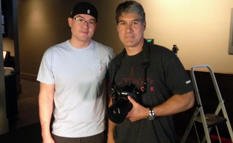 Bend, Oregon events - Joe Kim and Steve Tague