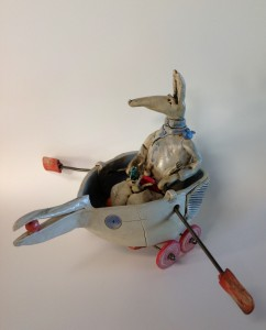 Nancy Dasen sculpture