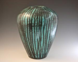 Peter Roussel - Turqouise Jar