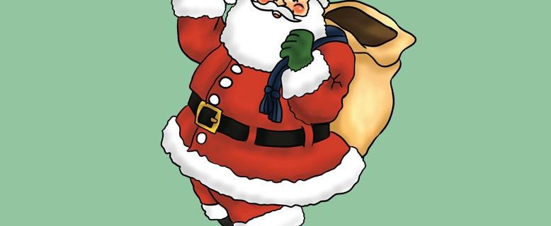 redmond-santa