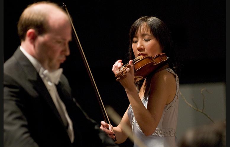 Linda Wang, photo courtesy of Benjamin Edwards