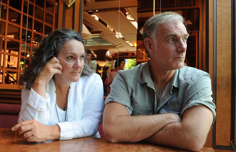 John Sayles and Maggie Renzi