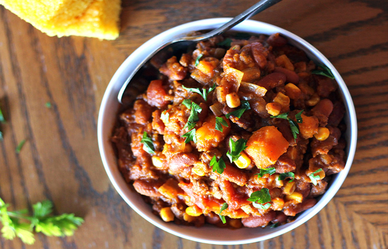 slow-cooker-sweet-potato-chili