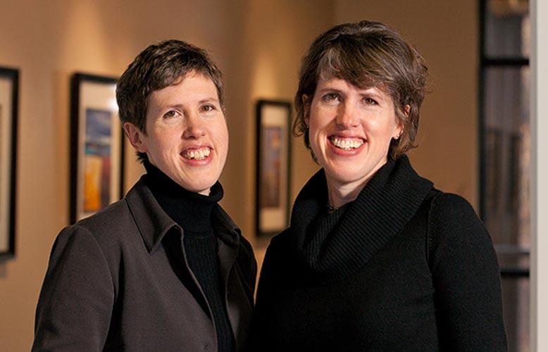 Lubbesmeyer Twins, Lisa and Lori Lubbesmeyer