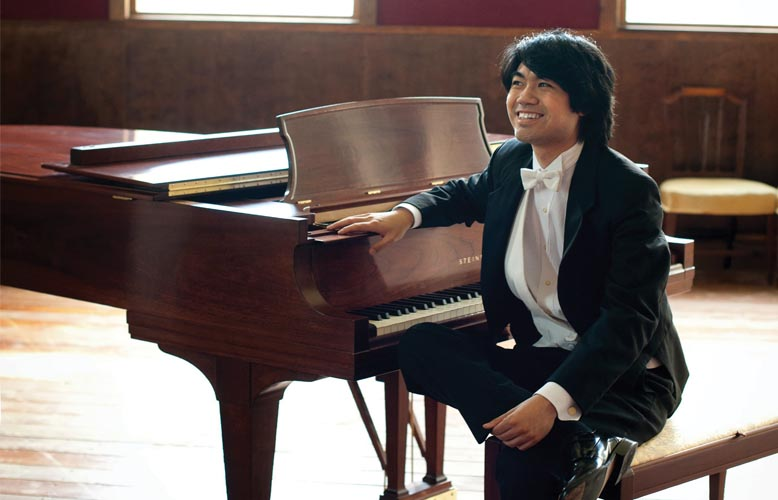 Pianist Sean Chen