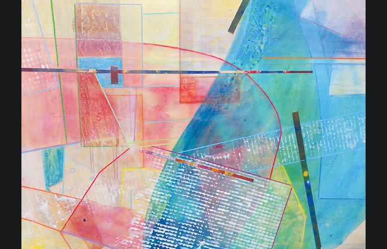 Mindscape I by Pat Oertley