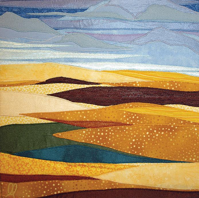 Yellow Fields, 2017 by Lubbesmeyer Twins