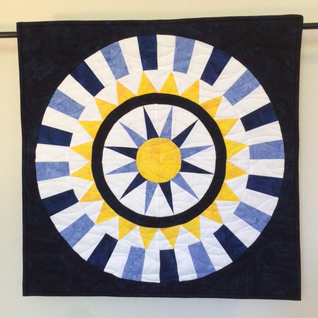 Nancy Cotton quilt