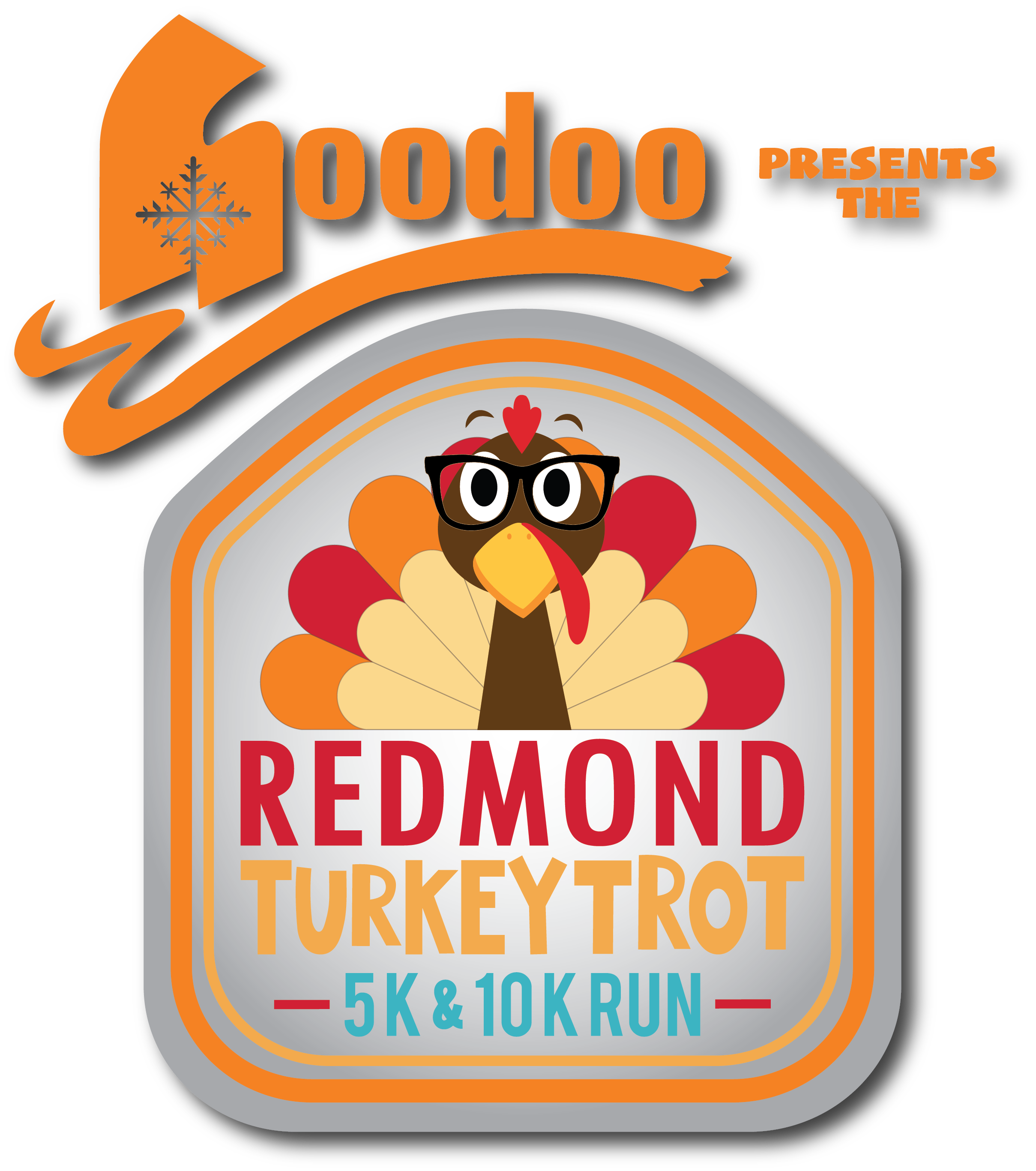 Redmond Turkey Trot 5K & 10K presented by Hoodoo @ Radlands Trail, Redmond Oregon