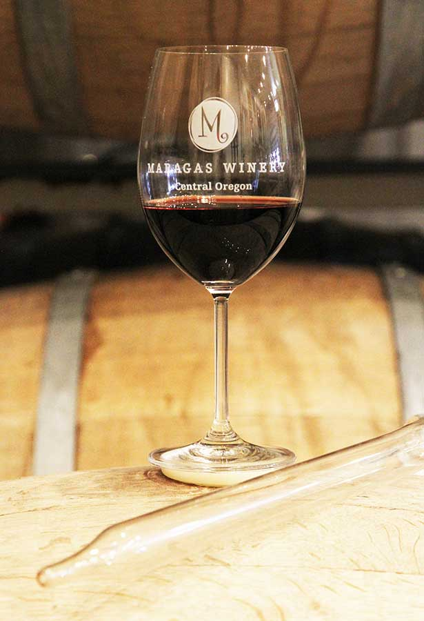 Maragas Barrel Tasting @ Maragas Winery | Culver | Oregon | United States