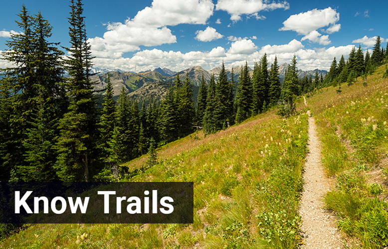 know trails