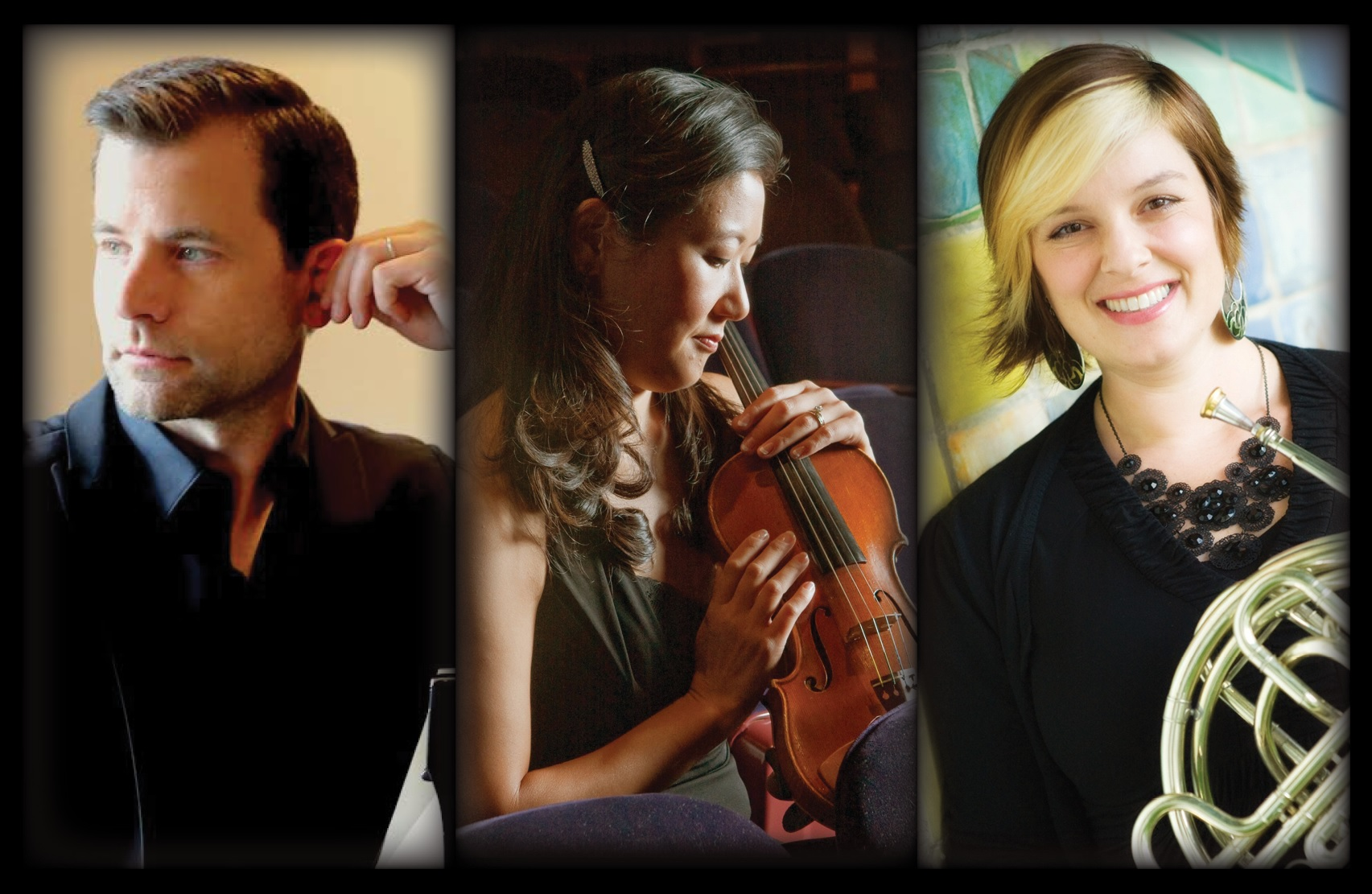 HDCM presents: AN EVENING WITH BRAHMS AND CLARA SCHUMANN @ Tower Theatre | Bend | Oregon | United States