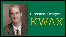 HDCM presents KWAX MUSIC DIRECTOR PETER VAN DE GRAAFF @ Tykeson Hall 111, OSU-Cascades | Bend | Oregon | United States