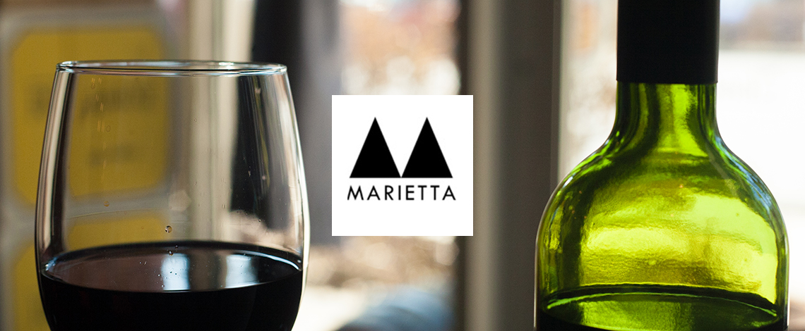 Marietta Wine Dinner @ Currents at the Riverhouse | Bend | Oregon | United States