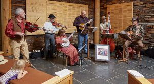 Thorn Hollow String Band @ High Desert Museum | Bend | Oregon | United States