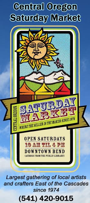 Central Oregon Saturday Market @ Central Oregon Saturday Market | Bend | Oregon | United States