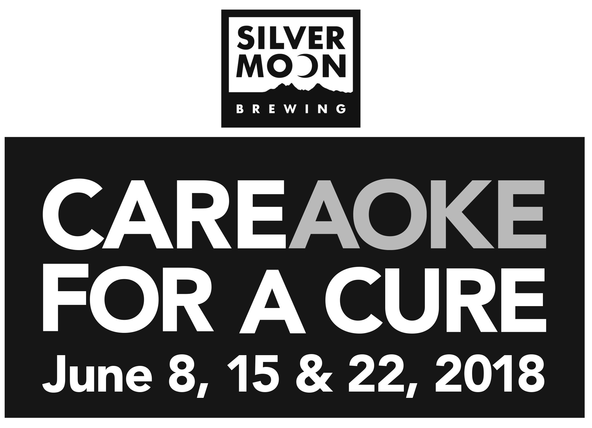 3rd Annual CAREAOKE for a Cure Contest @ Silver Moon Brewing | Bend | Oregon | United States