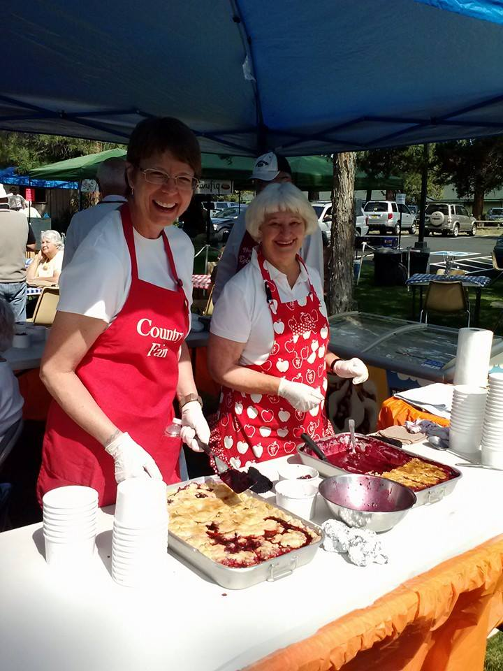 Country Fair & Art Show @ Episcopal Church of the Transfiguration | Sisters | Oregon | United States