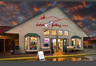 """2nd Saturday """"Party with the Artists!"""" @ Artists' Gallery Sunriver 