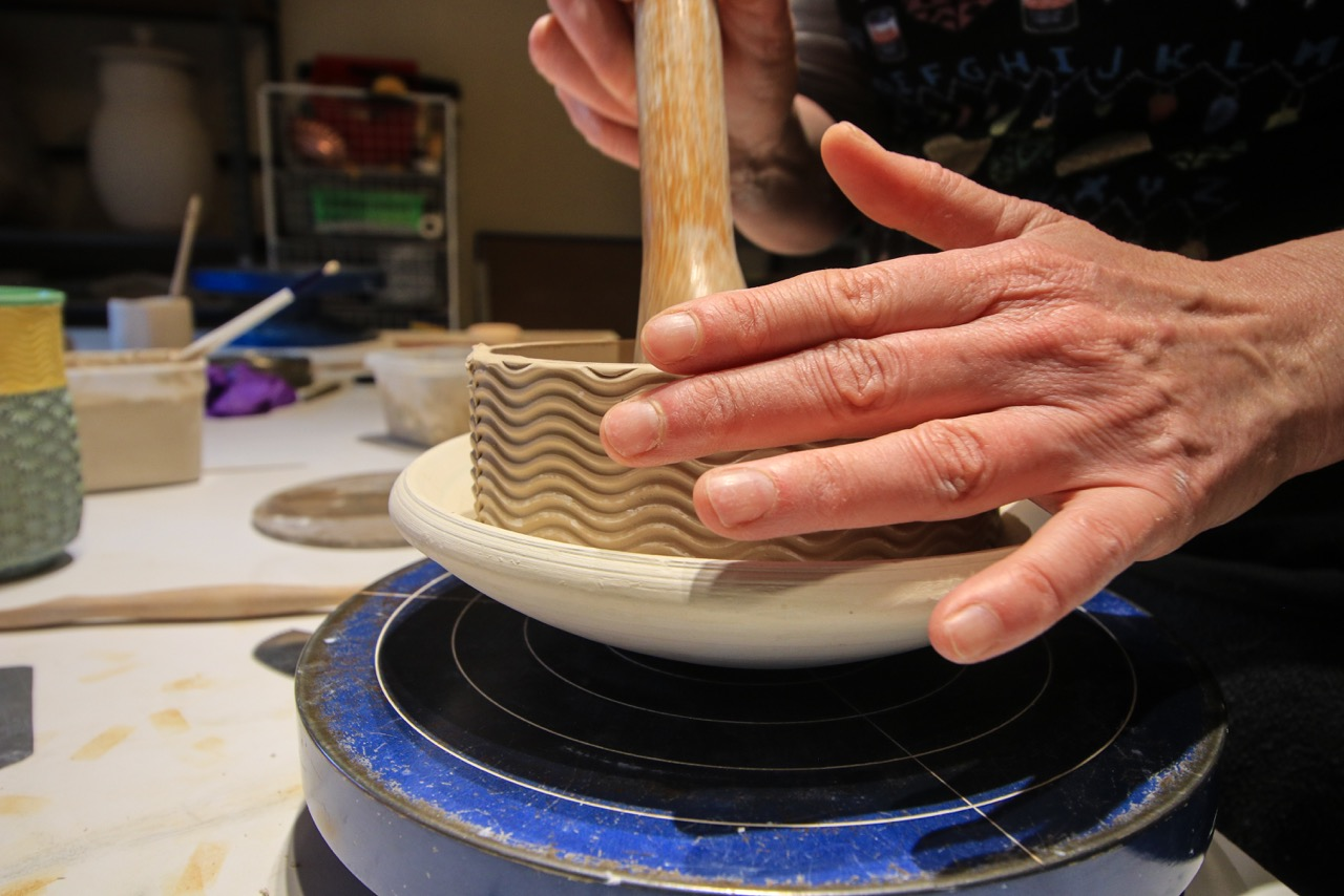 Annie Chrietzberg - Handbuilding Tips, Tools, and Techniques @ Pottery By Yvonne | Bend | Oregon | United States