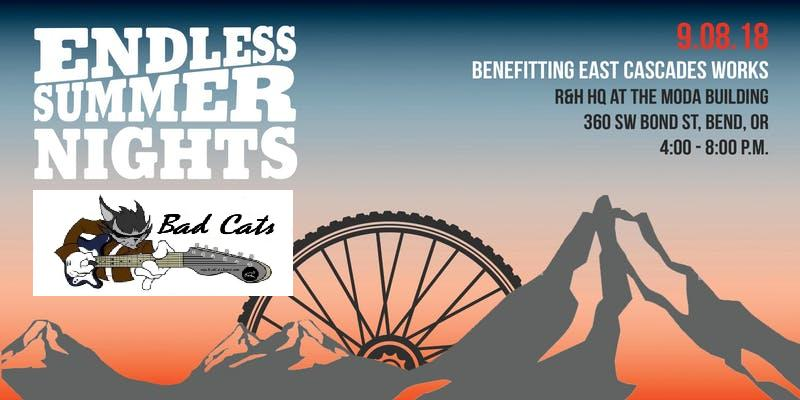 Endless Summer Nights - Benefit - Live Music and more! @ R&H Moda Bldg  | Bend | Oregon | United States