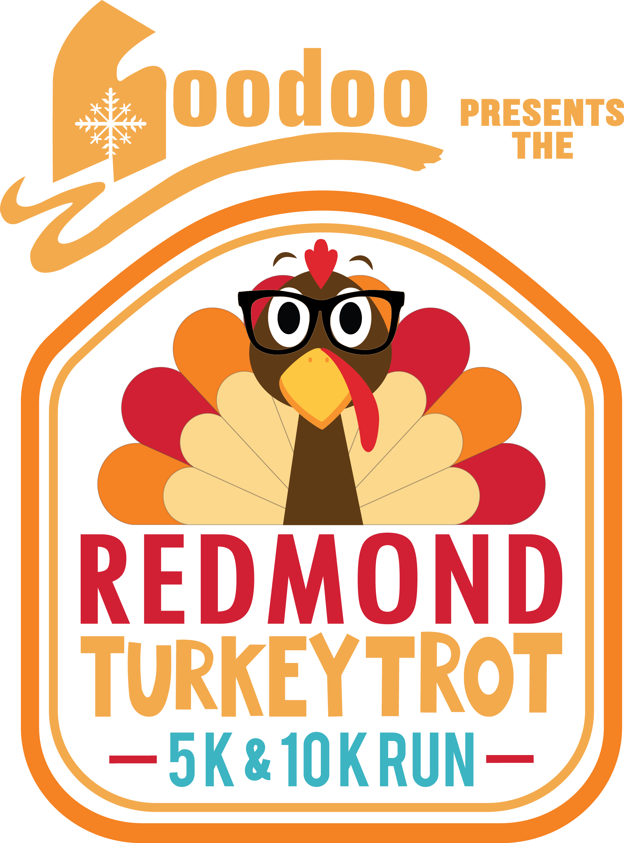 Redmond Turkey Trot 5K & 10K presented by Hoodoo @ Deschutes County Fairgrounds | Redmond | Oregon | United States