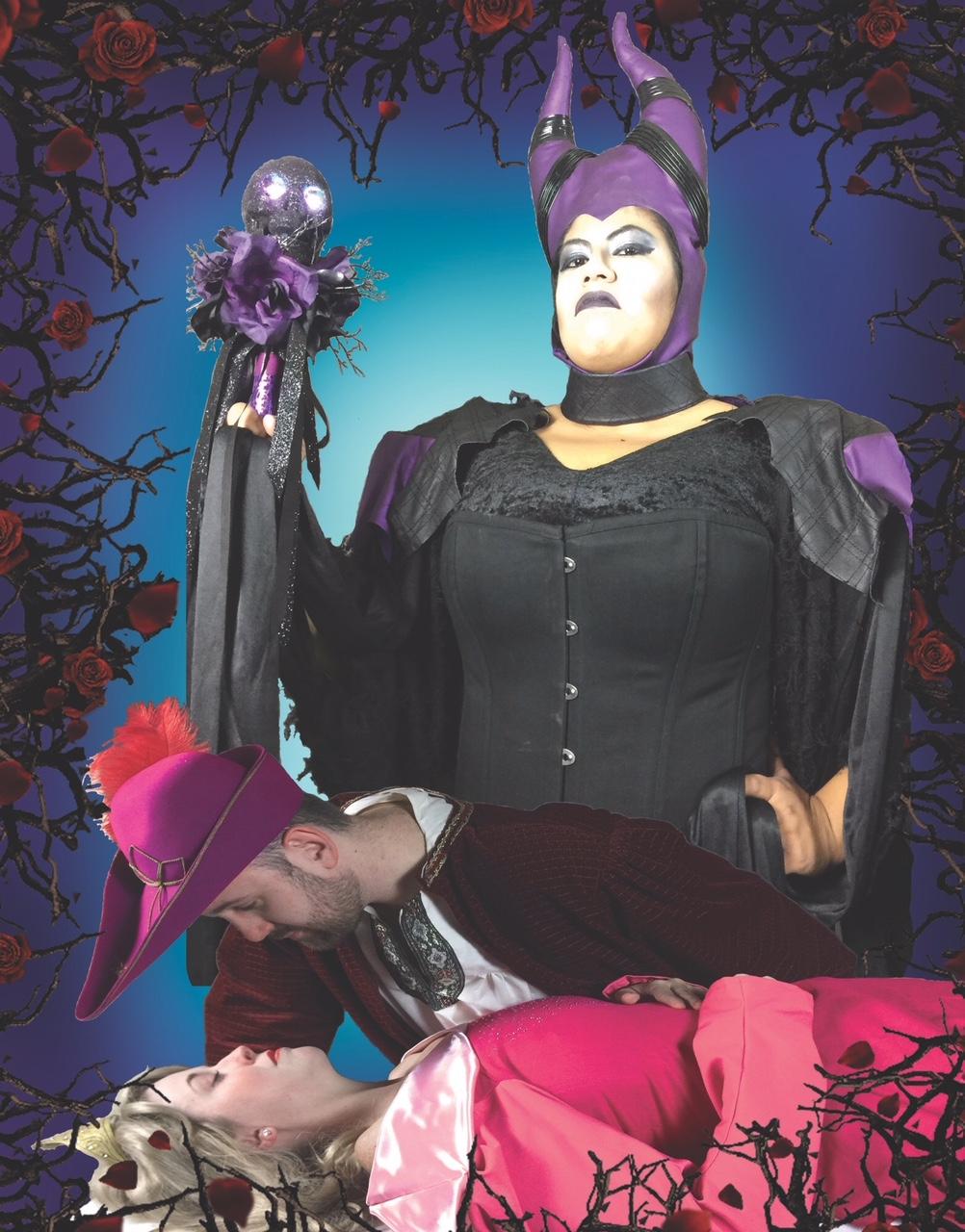 Sleeping Beauty @ Cascades Theater Company   Bend   Oregon   United States