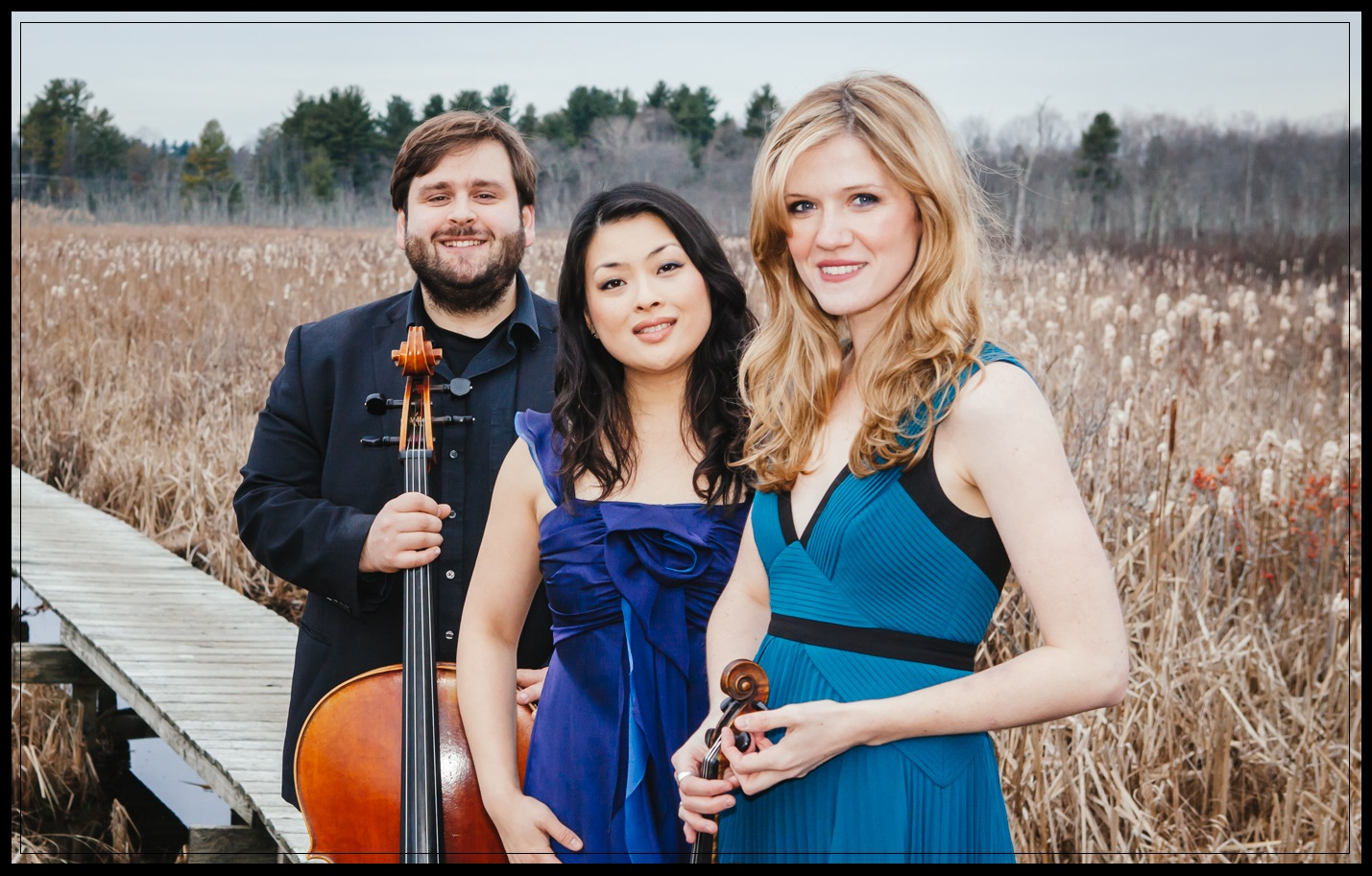 HDCM Concert Series: NEAVE TRIO @ Wille Hall - Central Oregon Community College | Bend | Oregon | United States