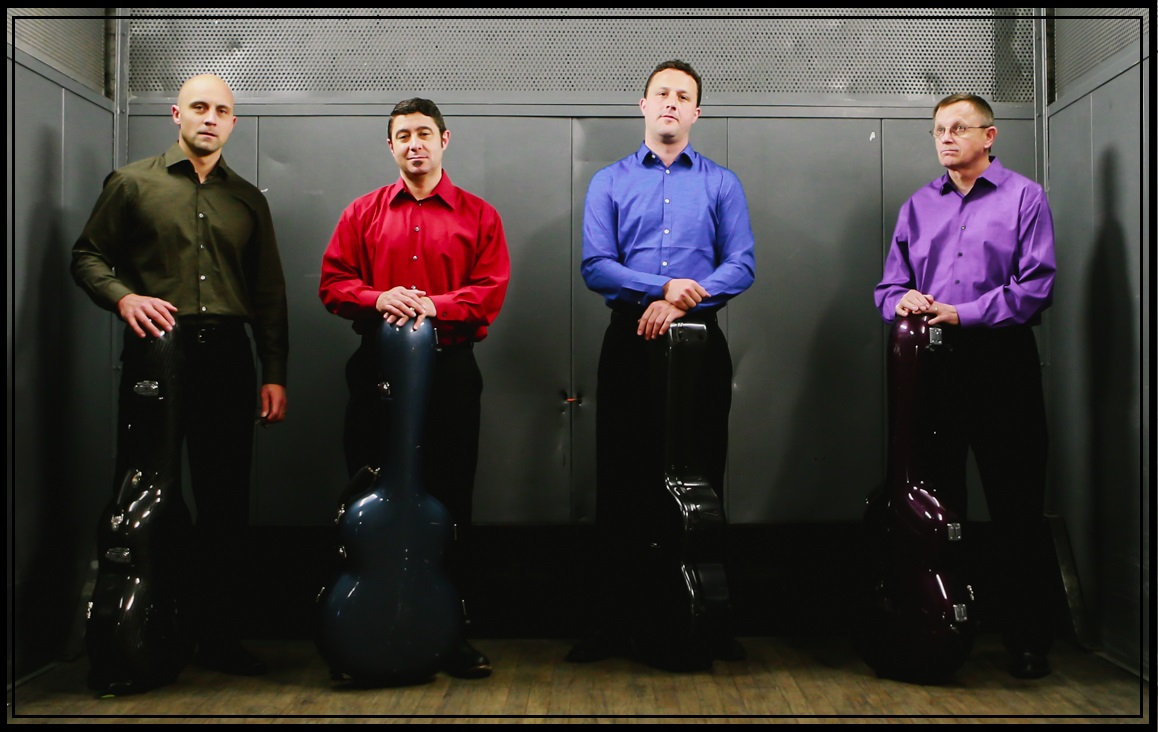 HDCM Concert Series: OREGON GUITAR QUARTET @ Tower Theatre | Bend | Oregon | United States