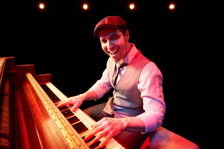 Sunriver Music Festival presents legendary boogie-woogie pianist Arthur Migliazza @ Sunriver Resort Homestead | Sunriver | Oregon | United States