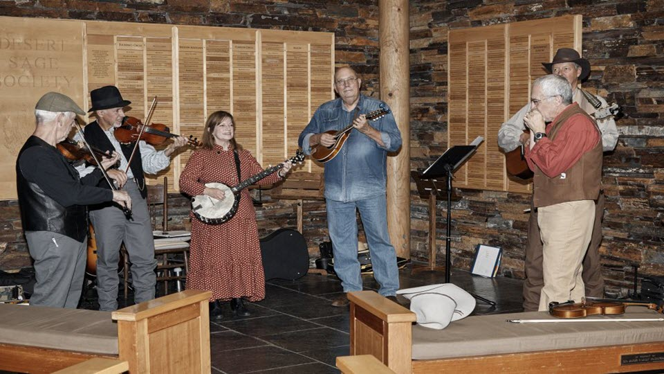 Thorn Hollow String Band @ The High Desert Museum | Bend | Oregon | United States