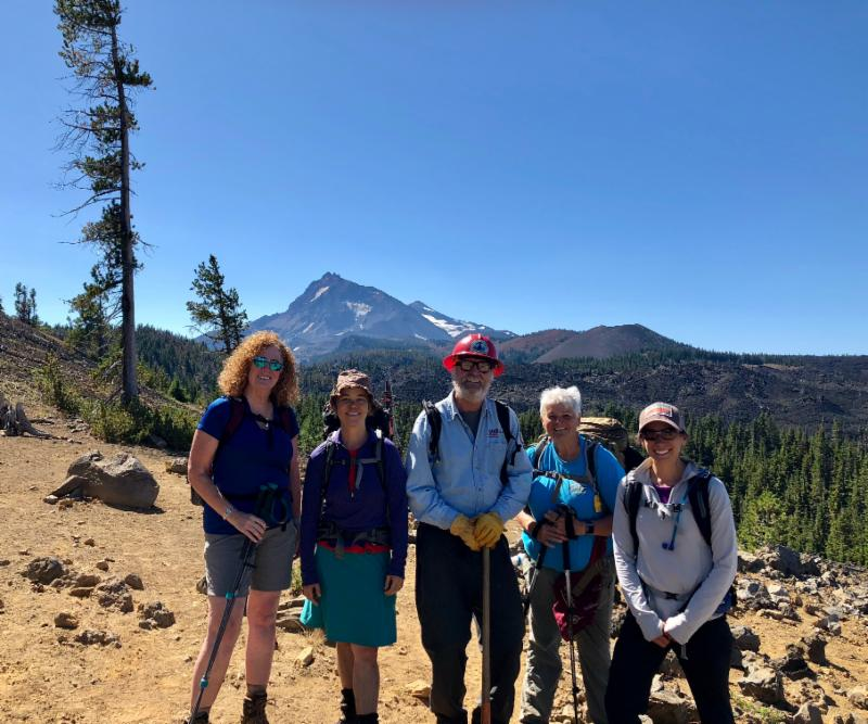 Adventures Hiking the Pacific Crest Trail @ REI