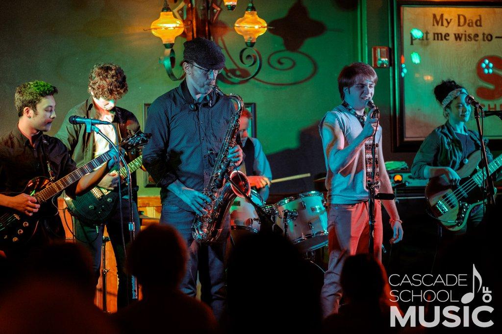 Cascade School of Music present Rock U @ McMenamins Old St. Francis School
