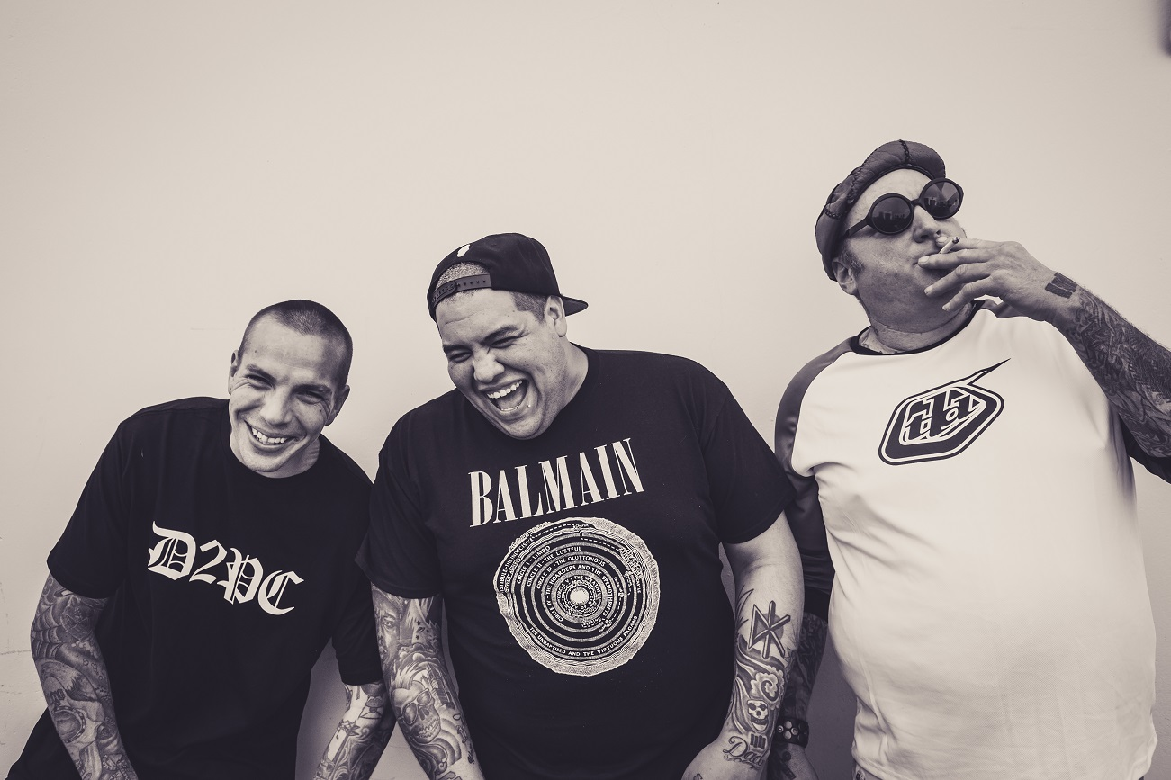 Sublime with Rome @ The Athletic Club of Bend Courtyard