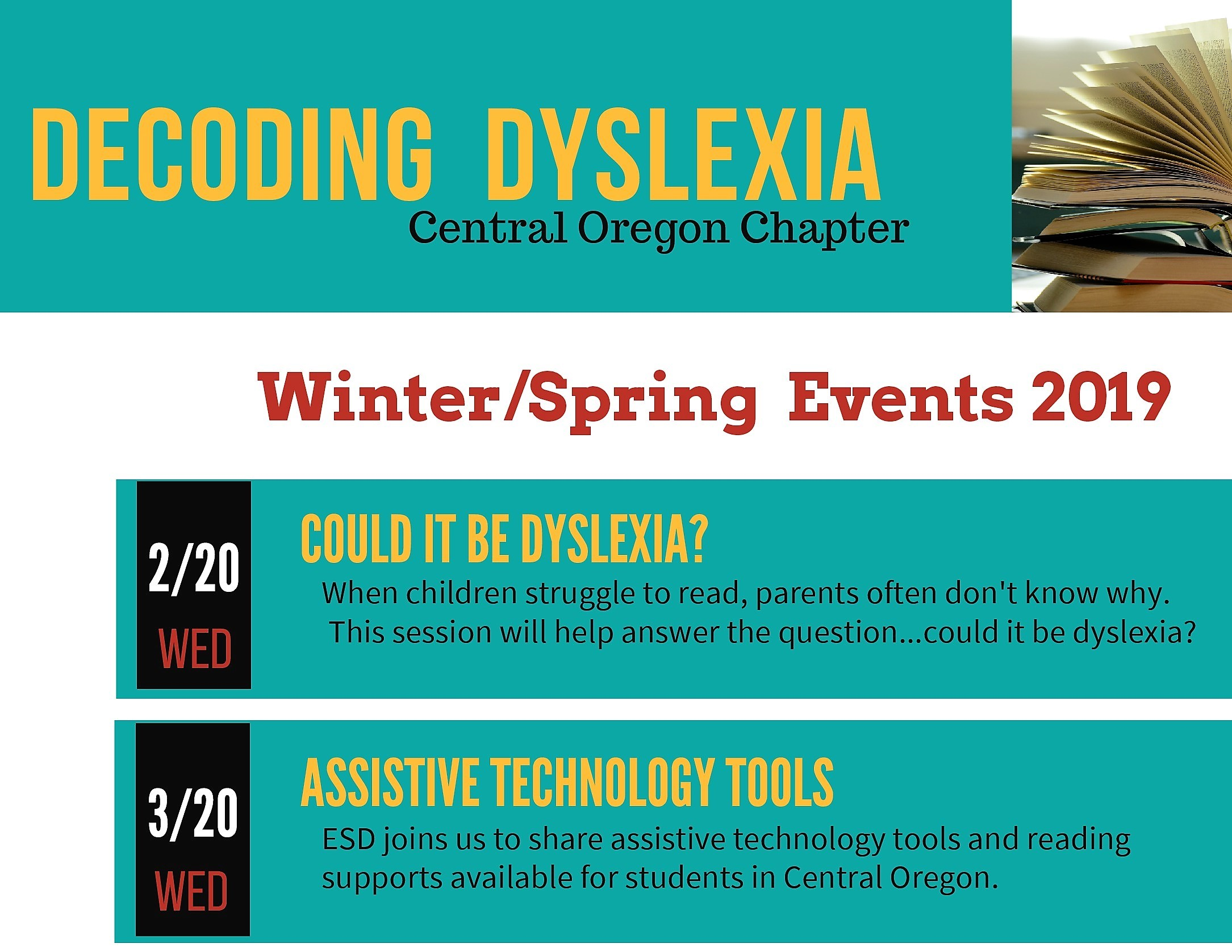 Dyslexia and Reading:   Assistive Technology TOols @ The Samara Learning Center