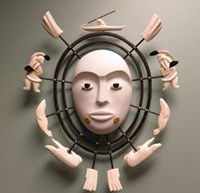 Alaska Native Masterworks Artists Show @ Raven Makes Gallery