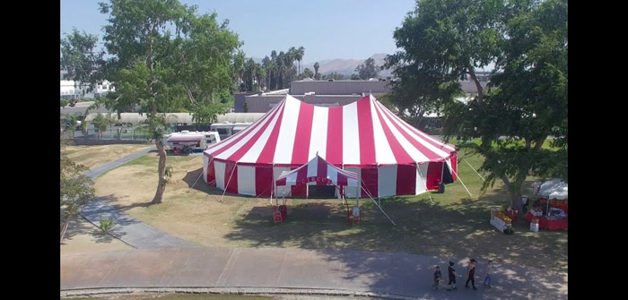 The Venardos Circus in Redmond June 13-23 at Deschutes