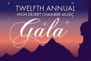 High Desert Chamber Music Twelfth Annual Gala @ Bend Golf Club