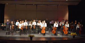 COYO Winter Concert @ Ridgeview High School