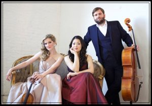 HDCM Concert Series: NEAVE TRIO @ Bend Church