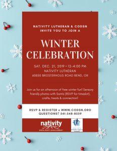 Winter Celebration @ Nativity Lutheran