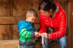 Backpack Explorers – Winter Impressions @ High Desert Museum