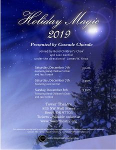 Holiday Magic 2019! @ Tower Theatre