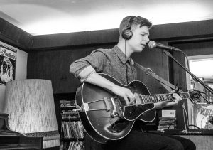 Fireside Show: Jacob Miller @ The Suttle Lodge & Boathouse
