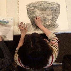 Spring Studio Art Workshop Series: Part 2—Open Studio @ High Desert Museum