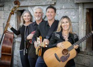 Bluegrass Benefit for Family Kitchen @ St Helen's Hall - Trinity Episcopal Church