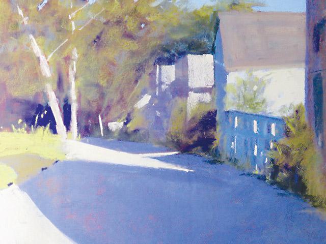 Morning Walk by Lise Hoffman-McCabe
